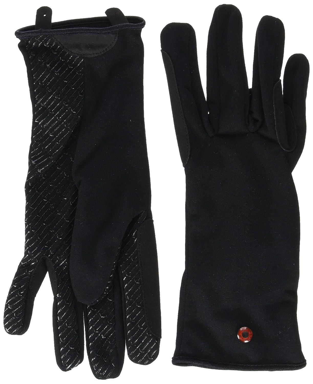 HKM Kinder Reithandschuh-Professional Fleece & Silicon Handschuhe