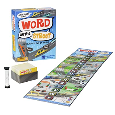 Educational Insights Word on the Street: Toys & Games