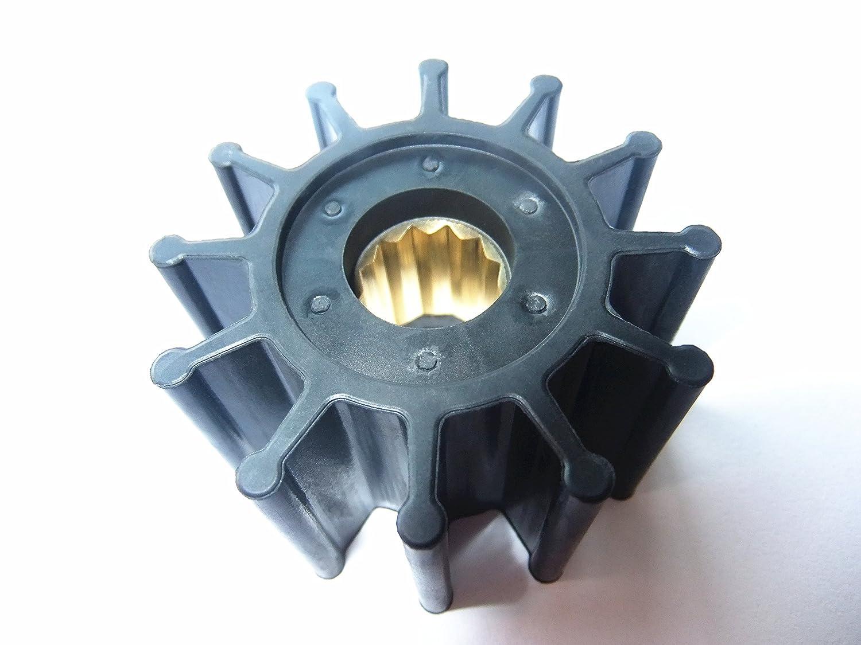 Motor de Barco Bomba de Agua Impulsor para Jabsco 1210-0001 / Johnson 09-1027B Motor Interno partes SouthMarine