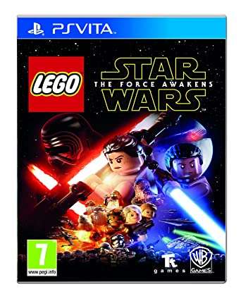LEGO Star Wars: The Force Awakens (Playstation Vita): Amazon.co.uk ...