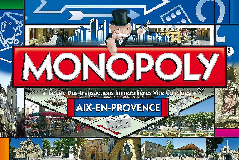 Monopoly - Juego de Tablero (58) [Importado de Francia]: Amazon.es: Juguetes y juegos
