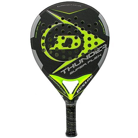 Pala de Pádel Dunlop Thunder Superflex: Amazon.es: Deportes ...