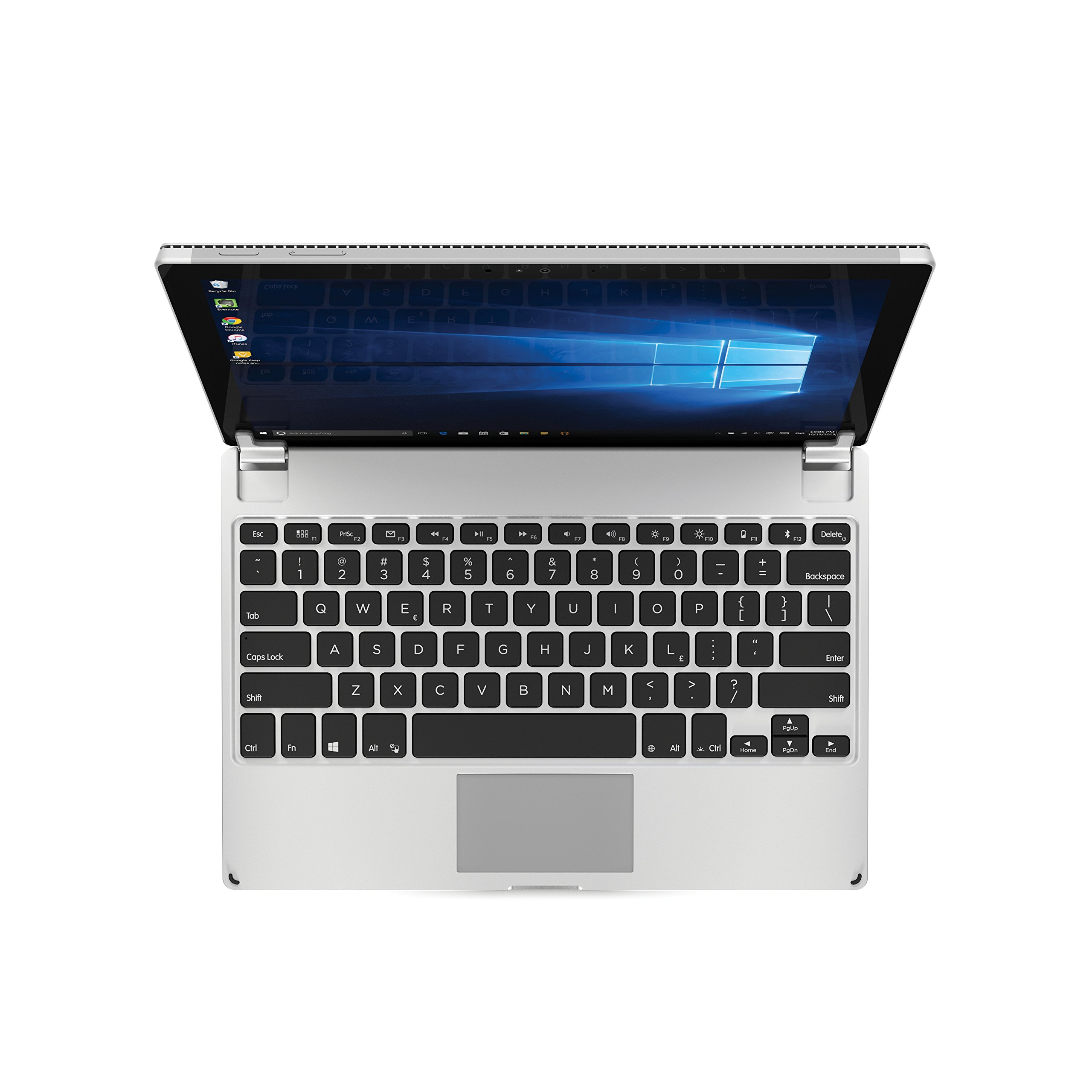 Brydge 12.3 Pro 256 Bluetooth Keyboard for Microsoft Surface Pro by Brydge