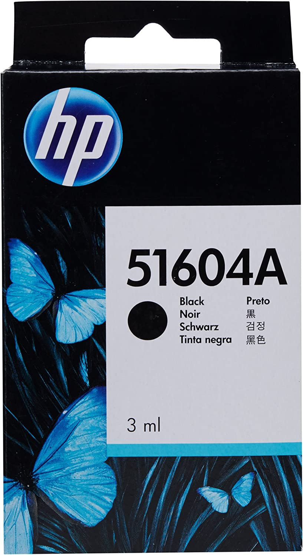 HP 51604A | Ink Cartridge | Black | 51604A
