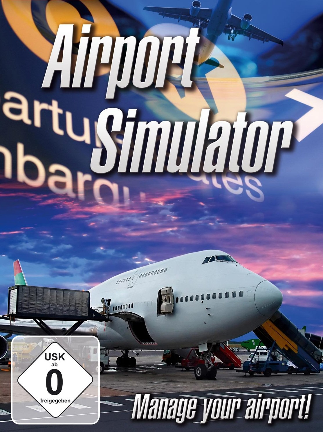 Airport Simulator [Download]: Amazon.co.uk: PC & Video Games