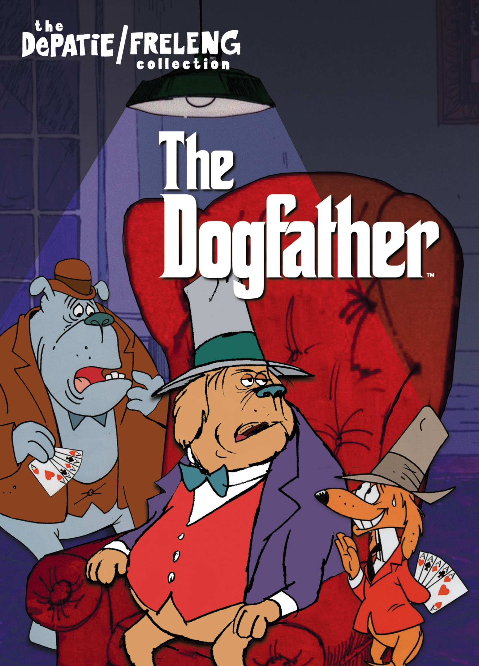 DVD : The Dogfather (DVD)