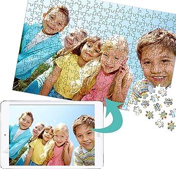 GXU Personalized Custom Jigsaw Puzzles