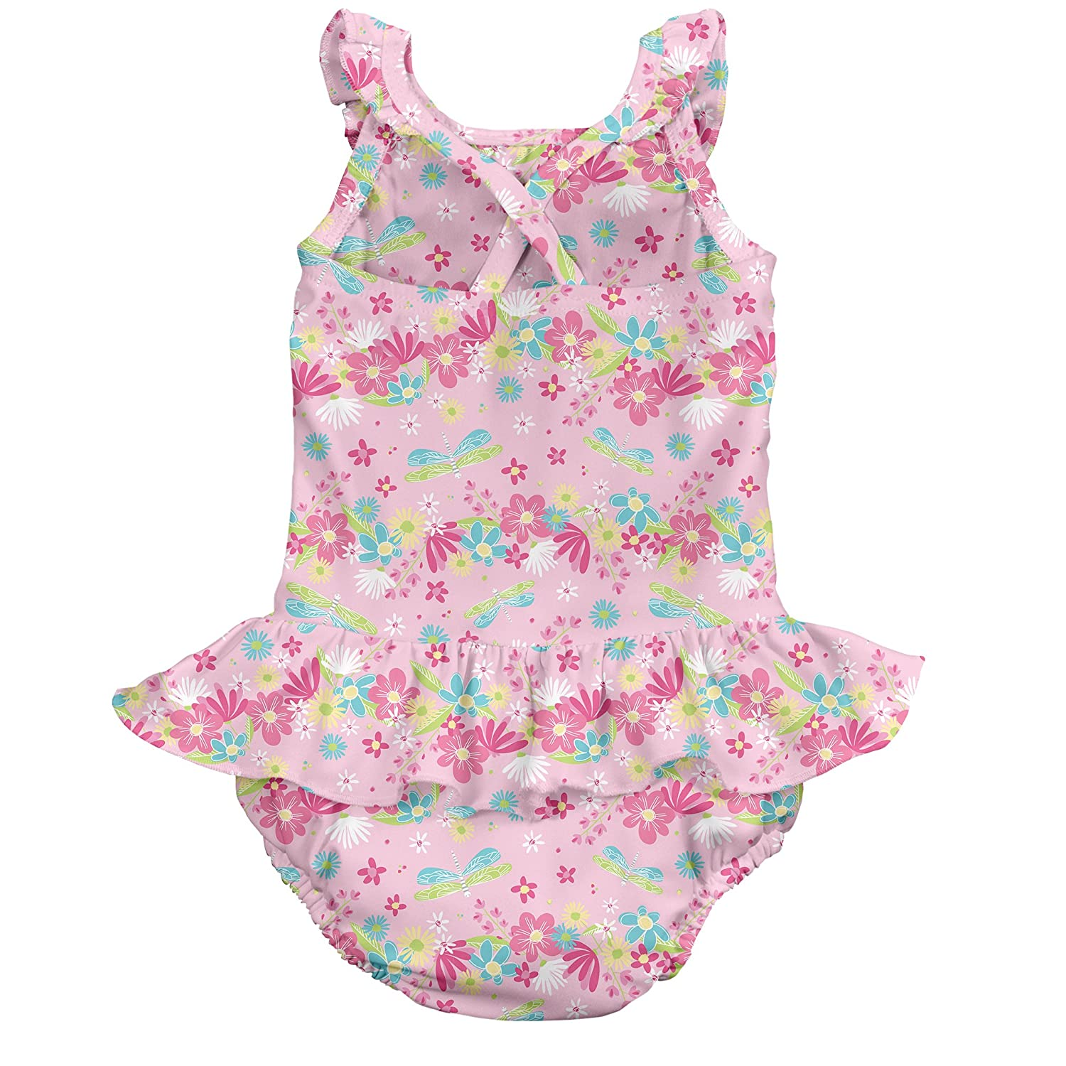 by green sprouts Girls Swimsuit i play