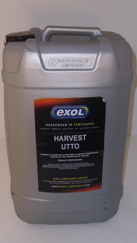 EXOL HARVEST U T T O (UNIVERSAL TRACTOR TRANSMISSION OIL) 25 LITRE