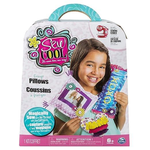 33 opinioni per Cool Maker 6020688- Kit Tessuti e Accessori Sew Cool- Peluche, Modelli Assortiti