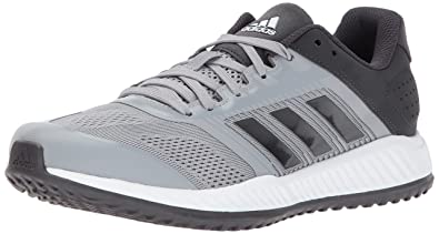 2d0684d07 adidas Men s ZG M Cross Trainer MID Grey Night Metallic Utility Black 7.5  Medium