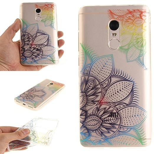 3 opinioni per Qiaogle Telefono Case- Soft Custodia in TPU Silicone Case Cover per Xiaomi Redmi