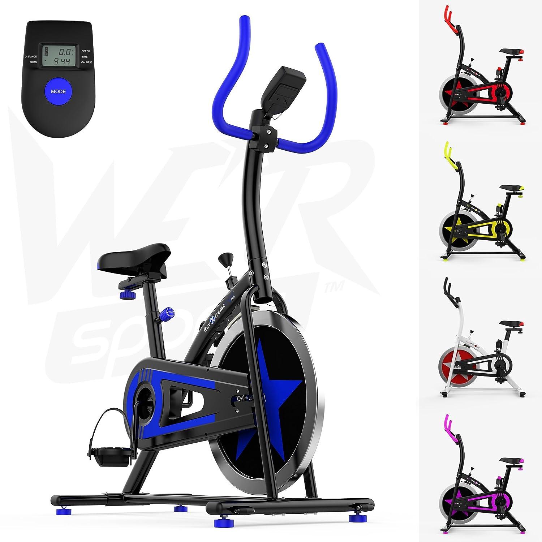 Cyclette blu We R Sports Esercizio Bici tanti colori