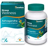 Himalaya Herbals Ashvagandha Relieves Stress and Boosts Energy, 120 tablets
