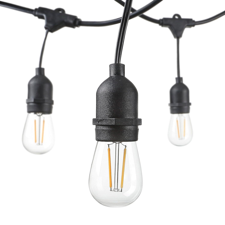 Hudson Lighting  Led String Lights  48 Foot