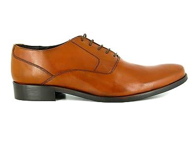 J.BRADFORD Chaussures Richelieu JB-COTCH Camel - Couleur - Marron XGphkg4