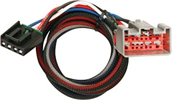 Amazon.com: Reese Towpower 78124 Brake Control Wiring Harness for Ford F-150:  Automotive | Ford F150 Wiring Harness |  | Amazon.com