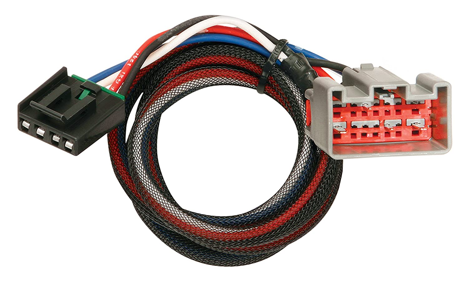 81maXrA6T3L._SL1500_ amazon com reese towpower 78124 brake control wiring harness for Wiring Harness Replacement Hazard at edmiracle.co