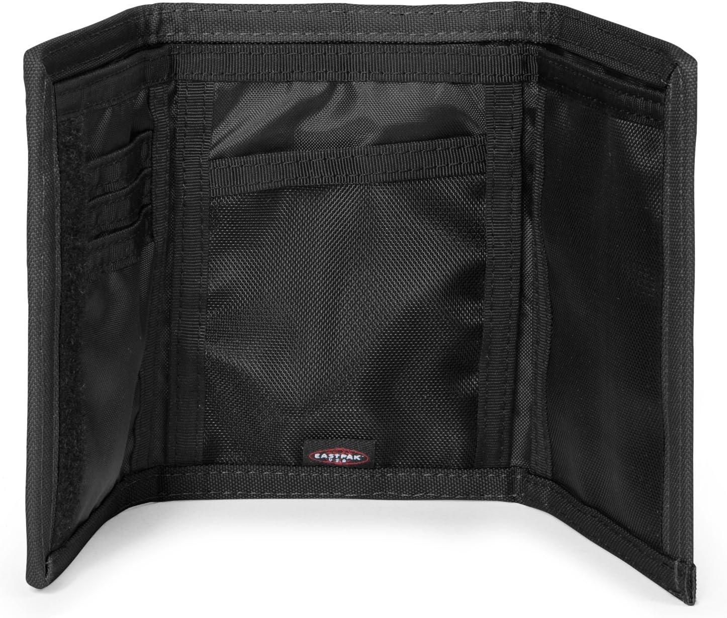 Eastpak Crew Single Wallet 13 cm Black