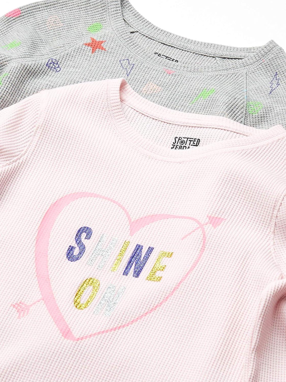 Spotted Zebra Boys Toddler /& Kids 2-Pack Long-Sleeve Thermal Tops Brand