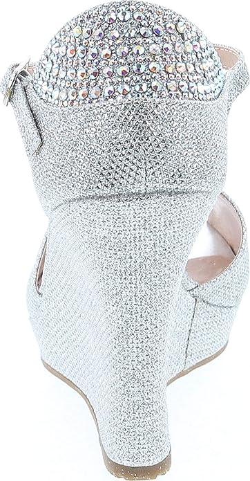De Blossom Collection Alina-29 Womens Shoes