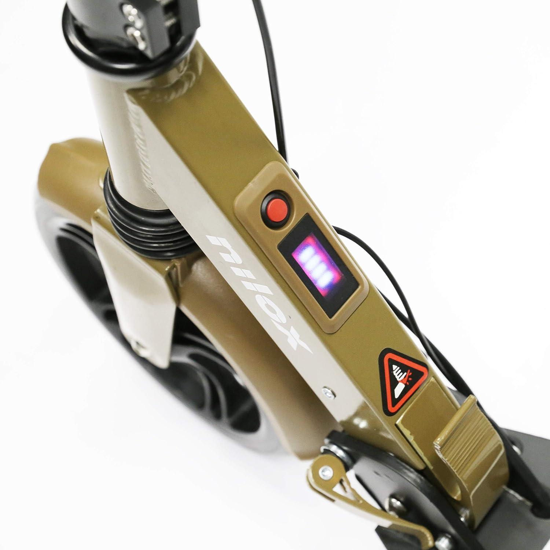 Nilox Doc Eco 3 - Patinete eléctrico Unisex para Adulto ...