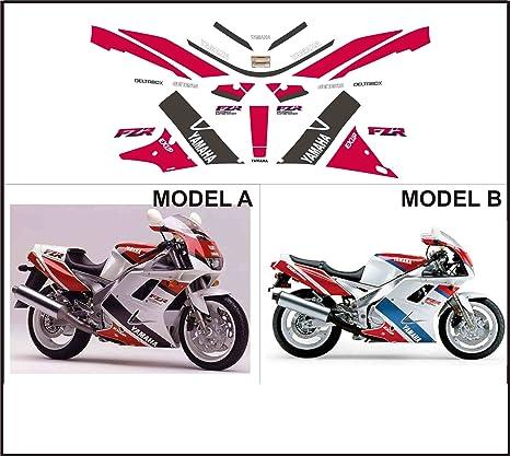 Kit Adesivi Decal Stickers Yamaha Fzr 1000 Genesis Ability