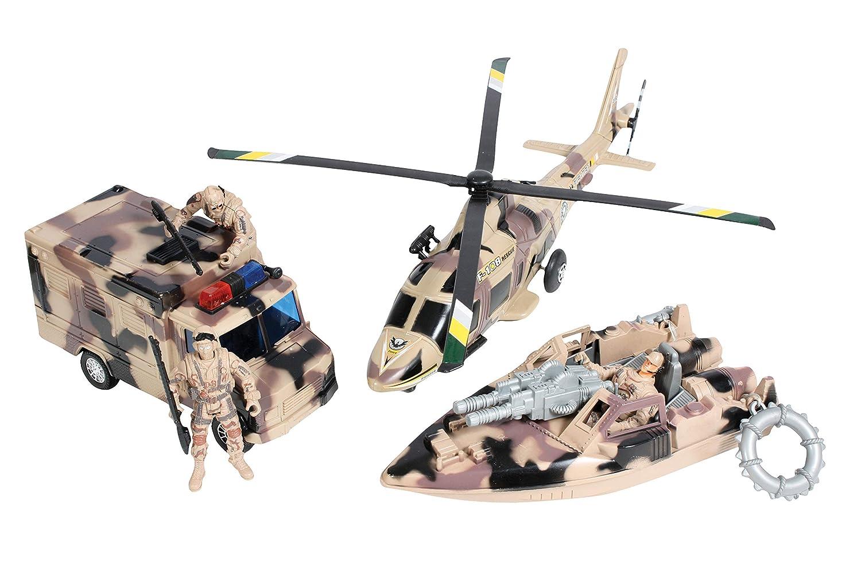 Rothco Super Warrior Vehicle Play Set 5436