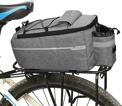 Bicicleta Doble Cuadro Bolsa,Bolsa Trasera para Bicicleta ...