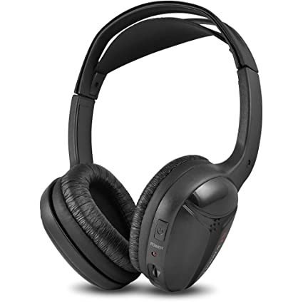 XO Vision Infrared Wireless Headphone (IR-473)