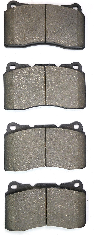 Dash4 MD1001 Semi-Metallic Brake Pad