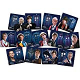 Vandor Doctor Who 13-Piece Coaster Set with Tin Storage Box (16185)