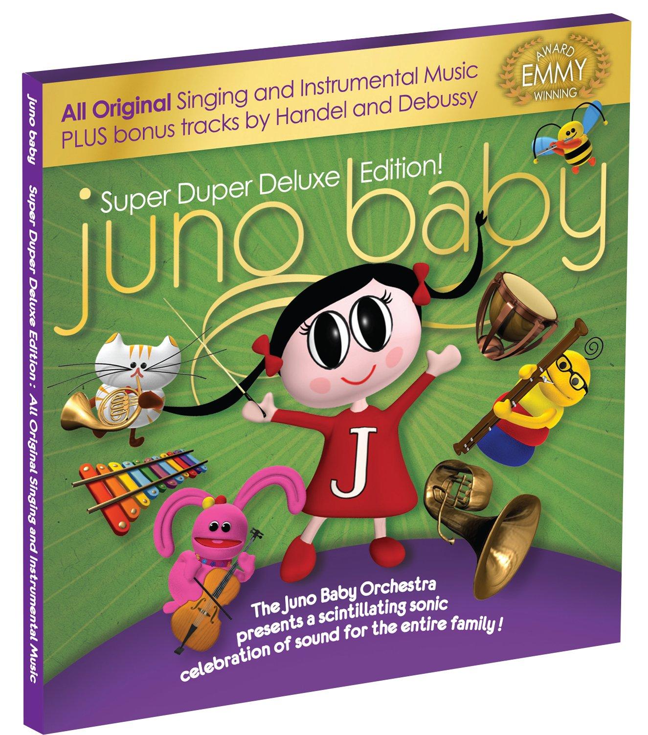 Juno Baby151;  Super Duper Deluxe Edition