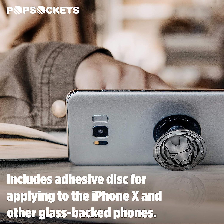 PopSockets - Soporte y Agarre (No Intercambiable) para Teléfonos ...