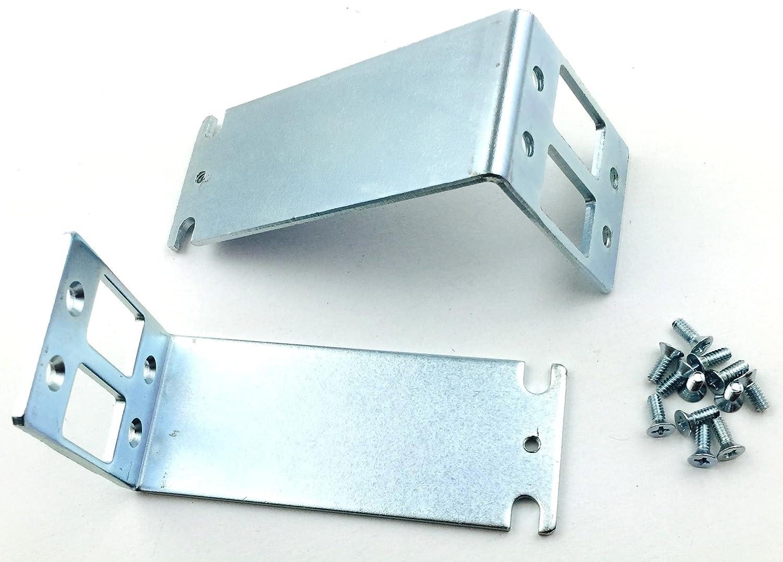 acs-1861-rm-19 –  Kit de montaje en rack de 19 pulgadas para Cisco 1861 RoutersWholesale