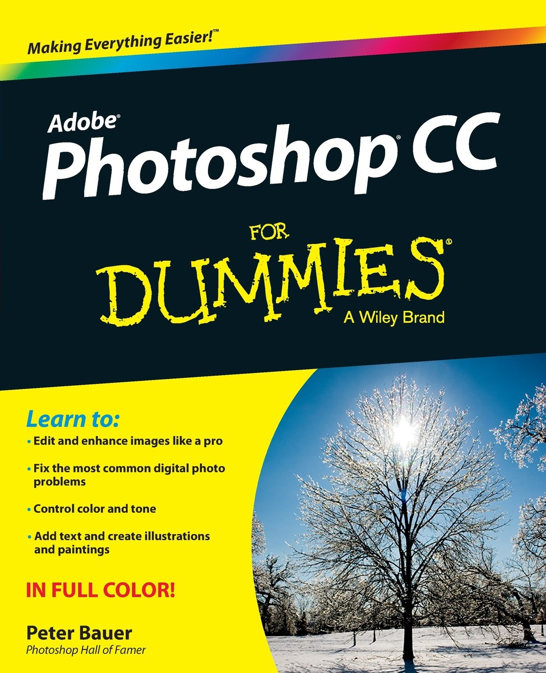 Photoshop Cc For Dummies Bauer Peter 9781118645758 Books