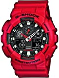 Casio GA-100B-4AER - Reloj (Reloj de pulsera, Masculino, Polymer, CR1220, 2 Año(s), 5.5 cm)