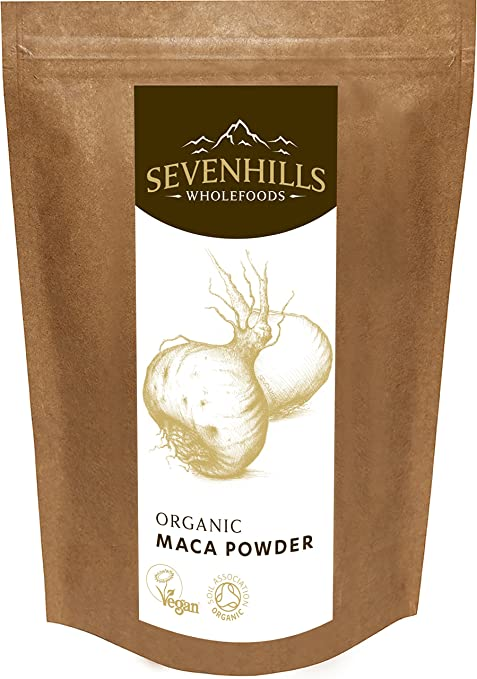 8 opinioni per Sevenhills Wholefoods Polvere Di Maca