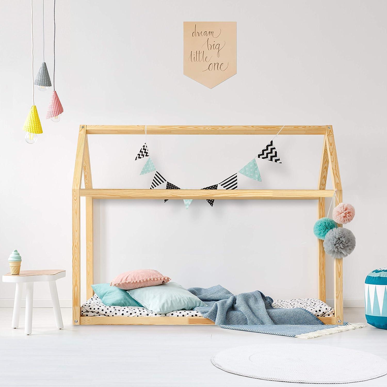 cama montessori para niños