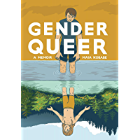 Gender Queer: A Memoir book cover