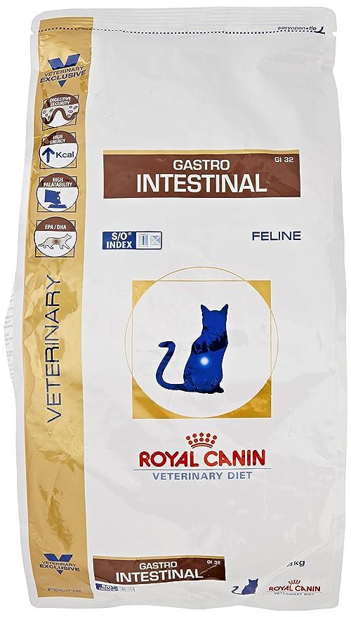 ROYAL CANIN Alimento para Gatos Gastro Intestinal GI32-4 kg