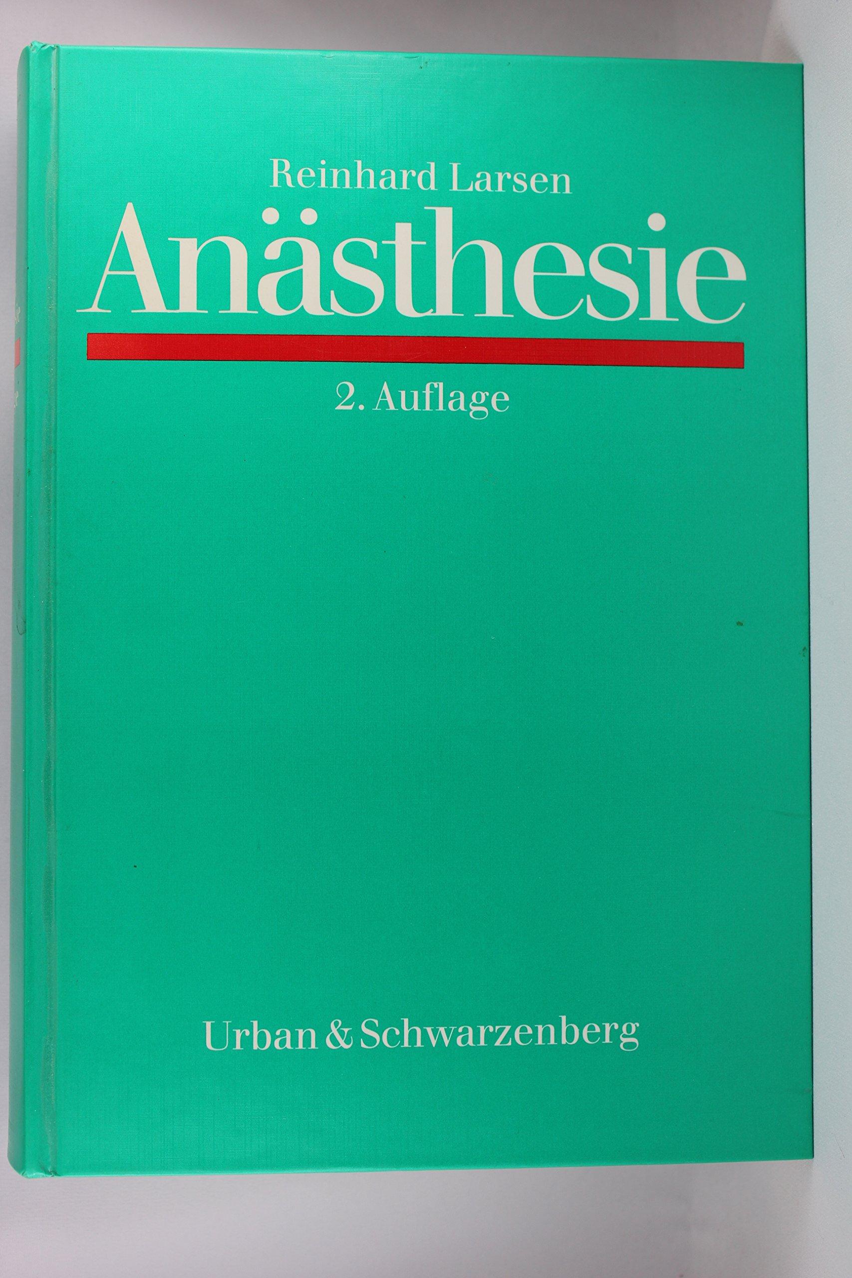 Anästhesie: Amazon.de: Bücher