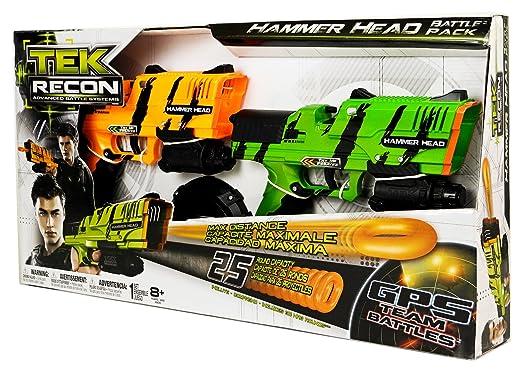 Hammer Recon PackAmazon Battle Y Tek Juegos esJuguetes Head Ifgm7vYby6
