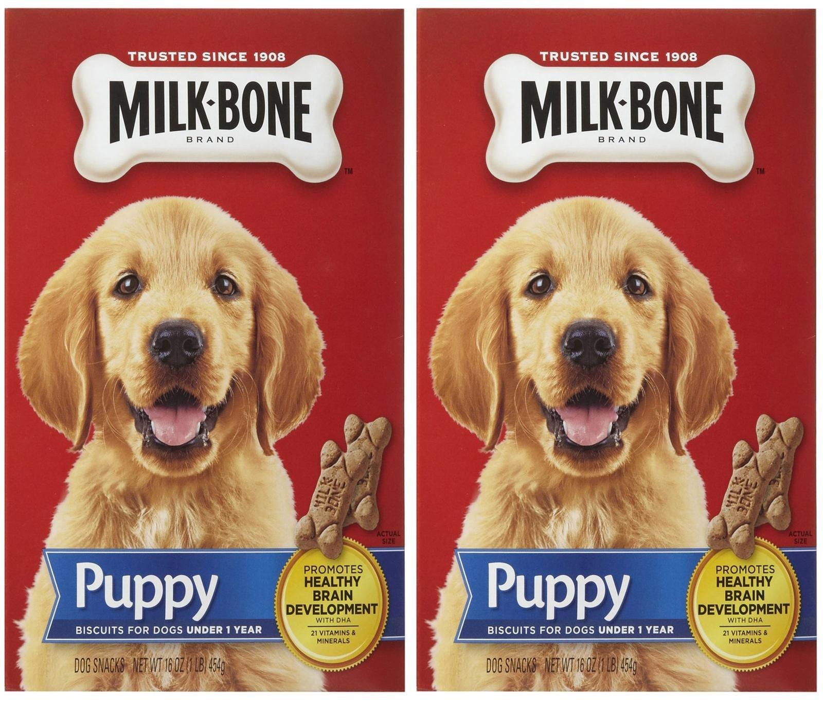 Milk-Bone Puppy Biscuits Bundle