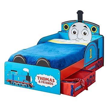 Thomas The Tank Engine Toddler Bed.Thomas The Tank Engine Toddler Bed With Storage Deluxe
