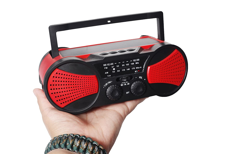 Best Emergency Radios For Prepping & Survival | Backdoor