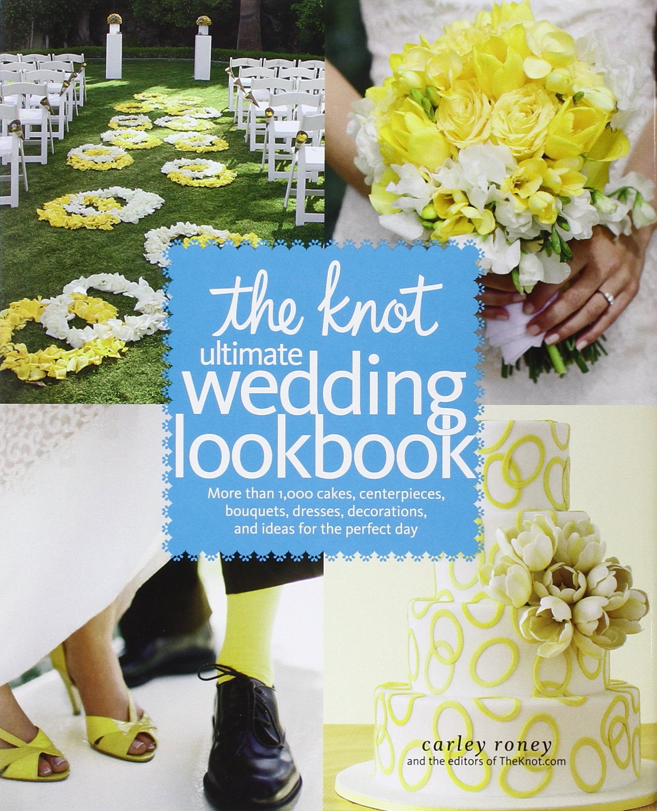 Amazon.com: The Knot Ultimate Wedding Lookbook: More Than 1,000 ...
