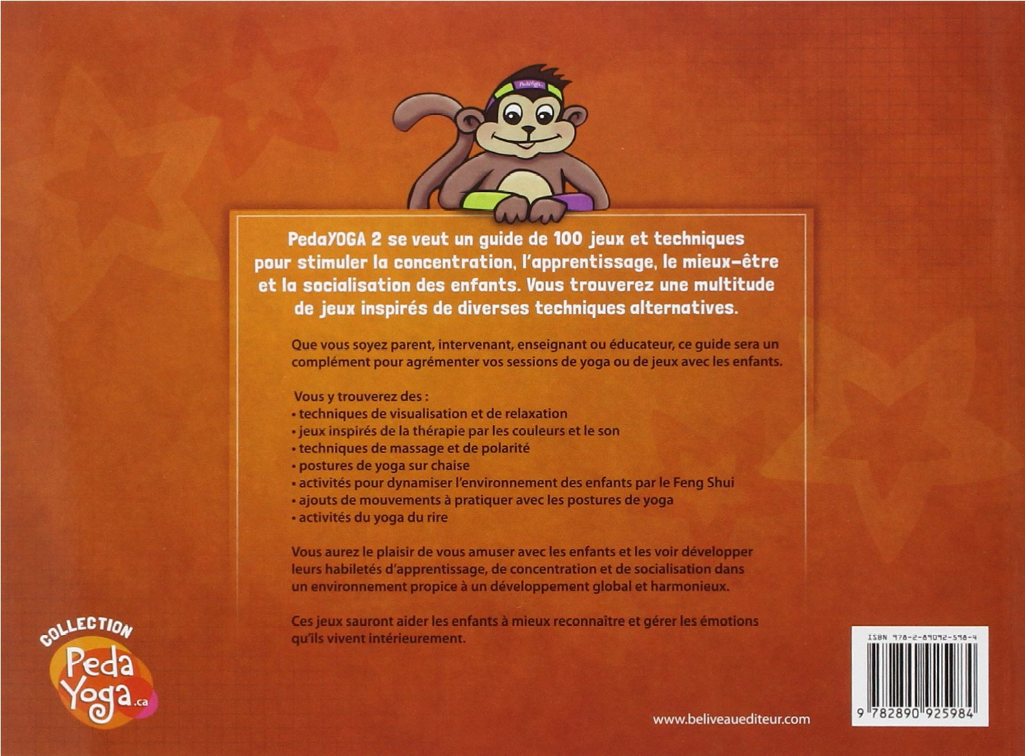Amazon.fr - 100 jeux avec Namasté pour la concentration, émotions... -  France Hutchison - Livres