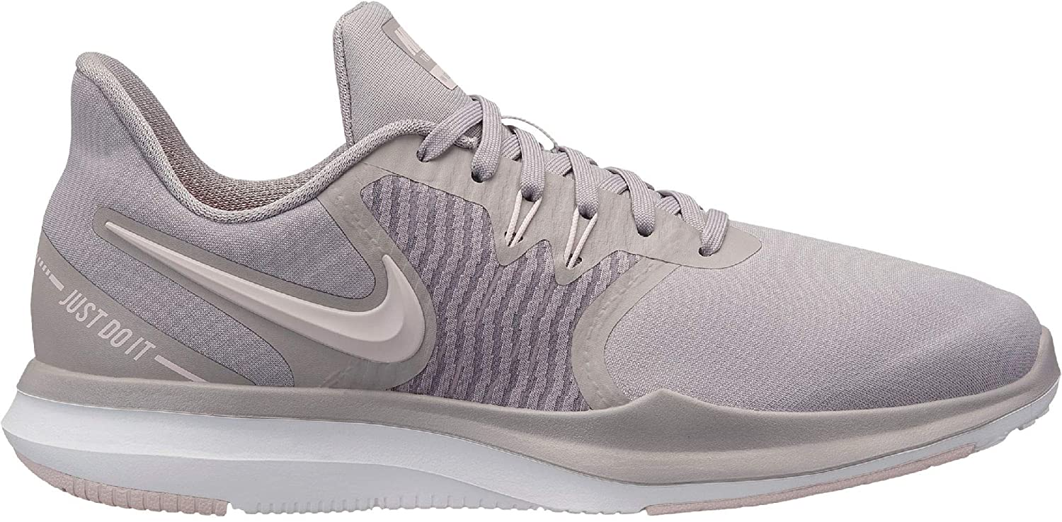 MultiCouleure (Atmosphere gris Barely Rose 001) Nike W in-Season TR TR 8, paniers Basses Femme  pratique