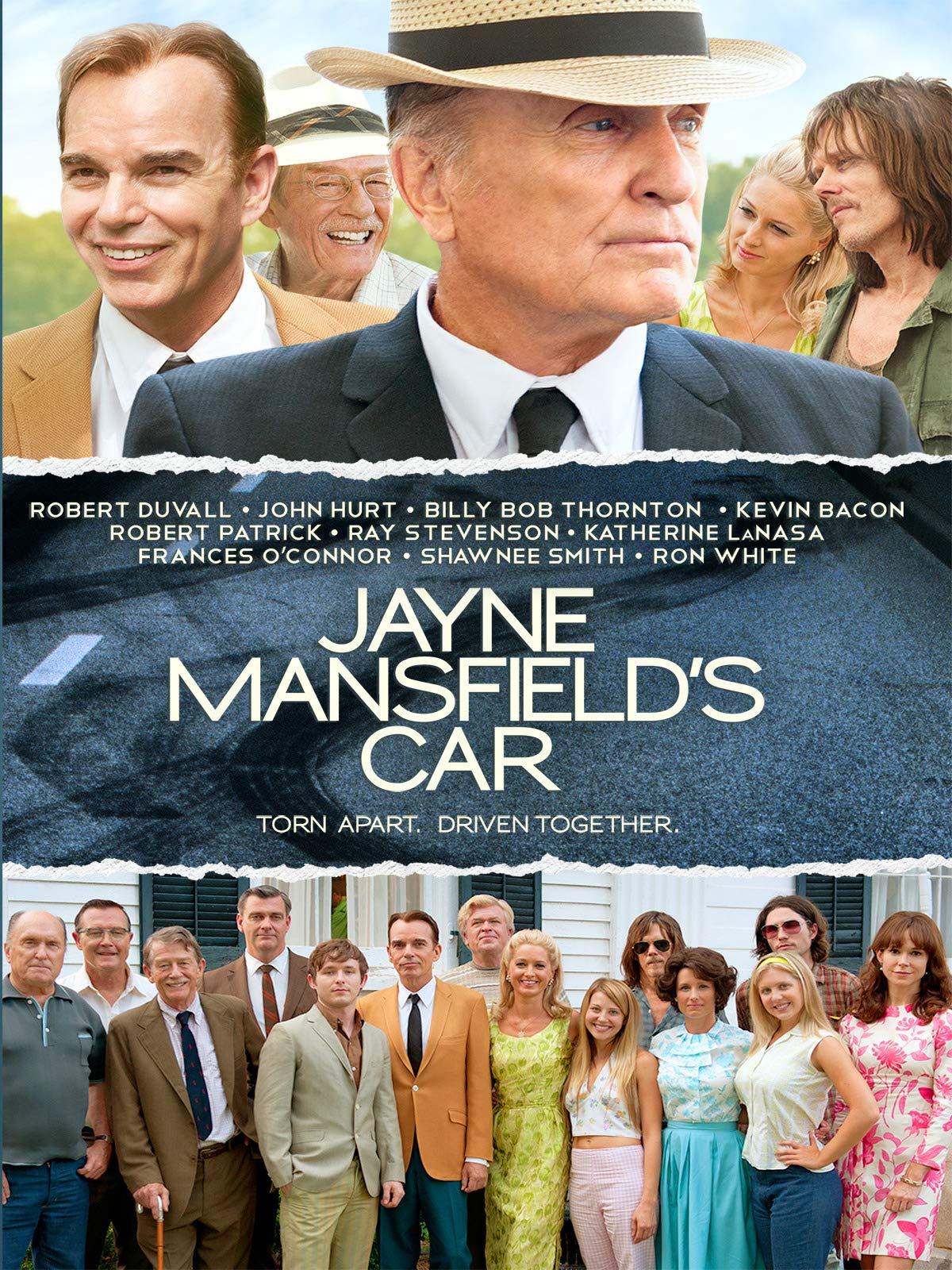 Jayne Mansfield's Car on Amazon Prime Video UK